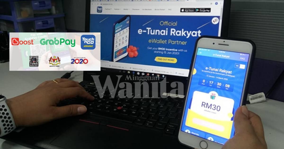 Hasil carian imej untuk E-Tunai Rakyat