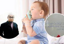 Ustaz Saran Baca, Hafaz Doa Hindari Bencana, Wabak Influenza