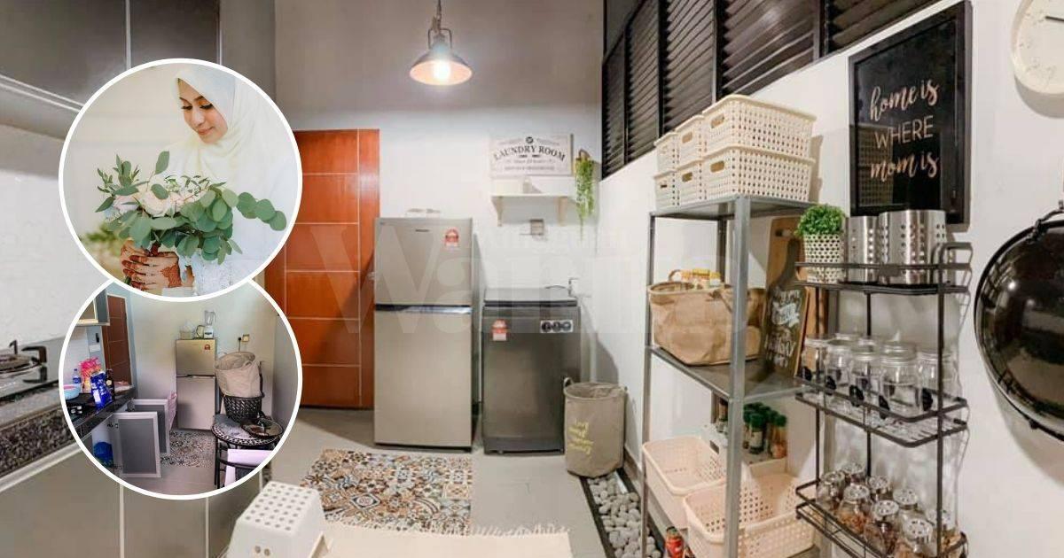 Susun Atur Backyard Kitchen Ini Mudahkan Ibu Sakit Semasa Memasak Mingguan Wanita