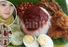 Tutorial Lengkap Masak Nasi Lemak Pukal, Sambal Sedap, Cantik Buat Niaga