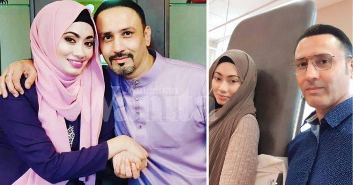 '14 Tahun Tak Berdiri, Sekarang Baru Berdiri..' Edika Yusof Mohon Doakan Isteri
