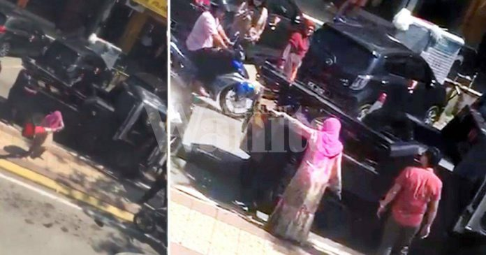 Wanita Kereta Ditunda Lalui Hidup Sukar 'Anak Meninggal, Suami Kahwin Lain..'