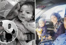 Tuhan Ambil Anak, Abang, Diganti Rezeki Isteri Ali Puteh Hamil Lagi