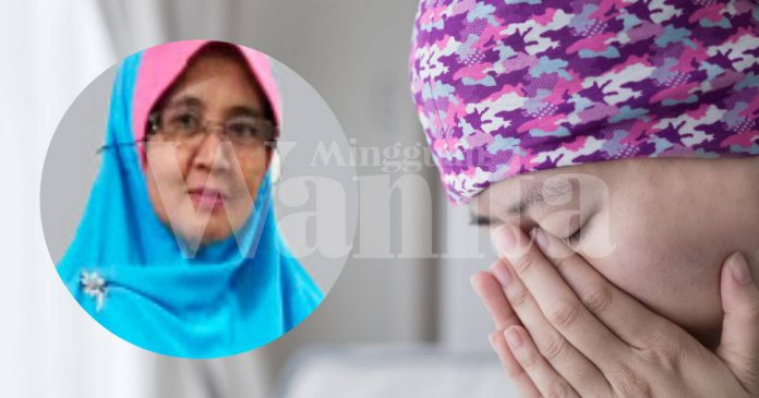 Bertemu Jodoh Dengan Lelaki 22 Tahun Lebih Muda, Mak Mentua Tak Restu...