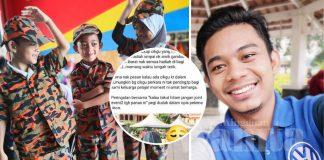 Semata Sekeping Gambar Anak, Cikgu Tak Rakam, Haru Biru Grup WhatsApp