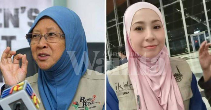 Dr. Fauziah Hassan Dan Irma Hasmie 'Iron Lady' Misi Kemanusiaan