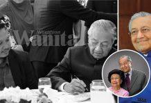 'Kuatkan Isteri, Agar Suami Juga Kuat' Belajarlah Ini Dari Tun Mahathir