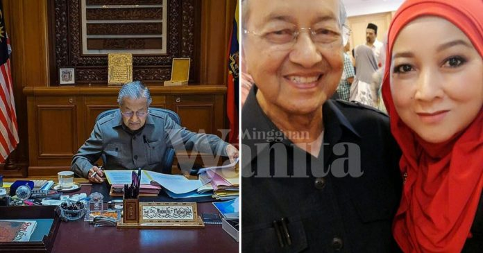 Sebesar Mana Jasa Tun Mahathir, Ada Yang Cepat Lupa Sekelip Mata