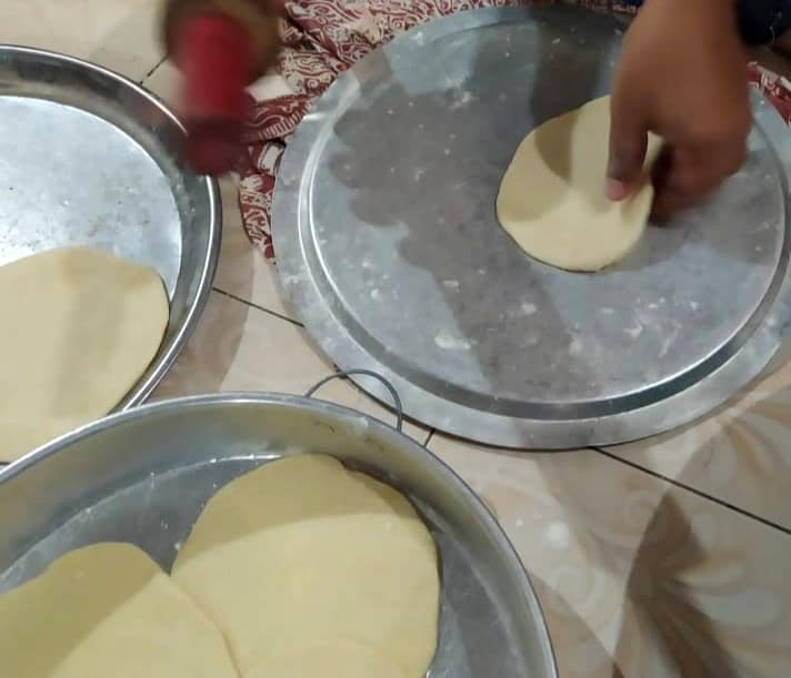 Resipi Roti Puri Tak Menang Tangan, Laku Keras Dibuat Niaga!