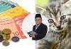 Rezeki Didoakan Si Kucing, Dapat RM1 Juta!