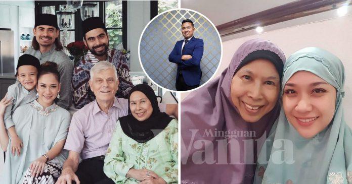 Untungnya Bunga Citra Lestari, Tetap Disayangi Mentua Biarpun Selepas Kematian Suami