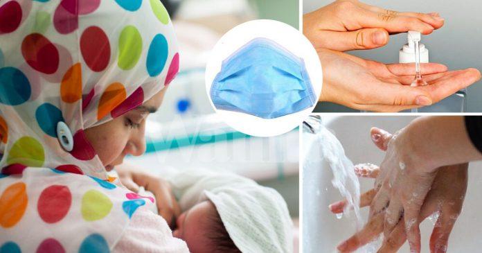 Covid-19 Tak Berjangkit Melalui Susu Ibu, Jika Positif Ini Cara Teruskan Penyusuan