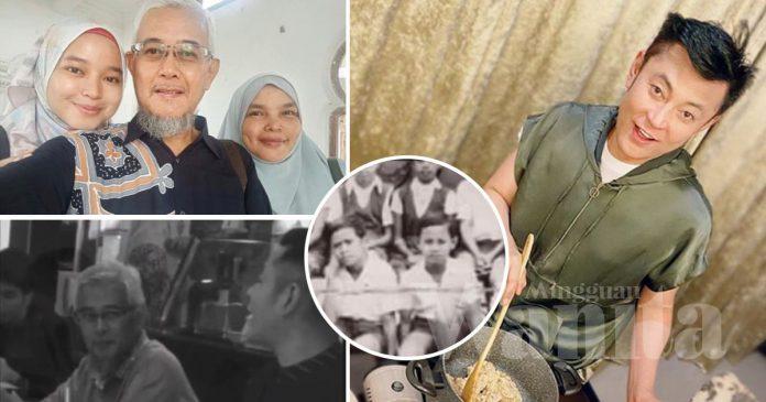 'Paknil.. Ayah Dah Meninggal' Mangsa Ketujuh Covid-19, Rakan Sekolah Aznil Hj Nawawi