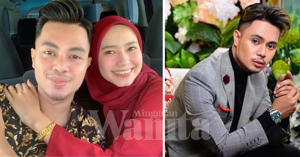 Hanya Setengah Tahun Bahagia Bersama Alha Alfa Sahkan Dah Bercerai Mingguan Wanita