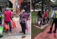 Tiada Duit Beli Makanan, Anak Setahun Bersusukan Milo Campur Gula, Polis Simpati Terus Bantu