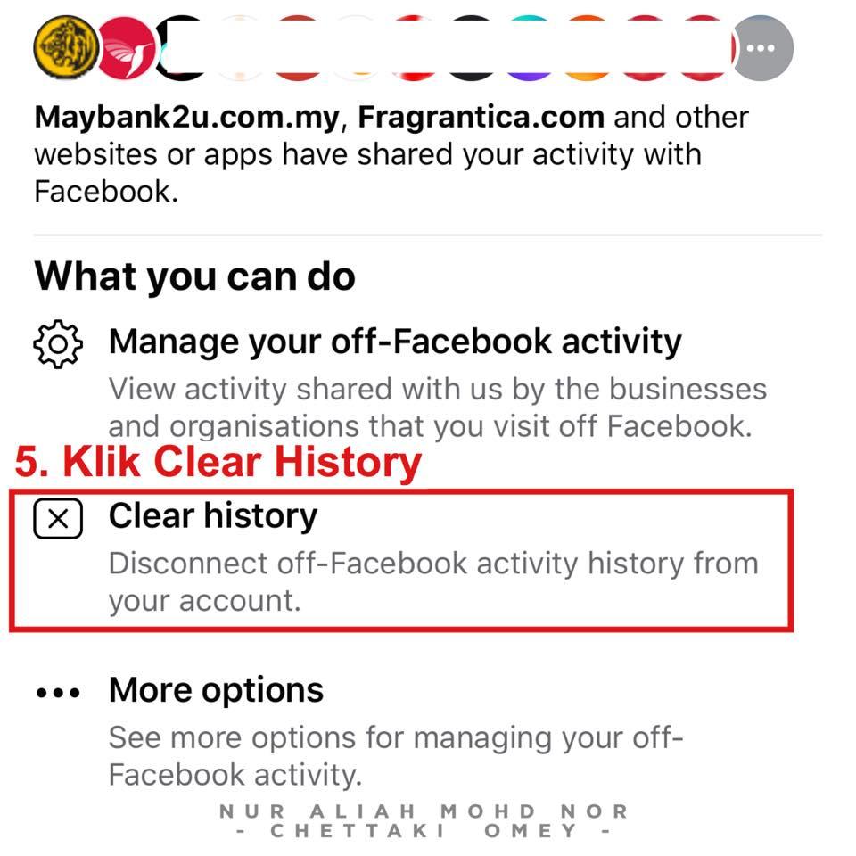 Cara Mudah Tutup Fungsi 'Off Facebook Activity', Elak Aktiviti Online/Offline Diketahui