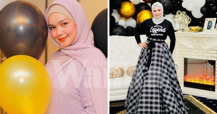 Prihatin Golongan Memerlukan, Siti Nurhaliza Ajak Masyarakat Sumbang Untuk Dana P.K.P