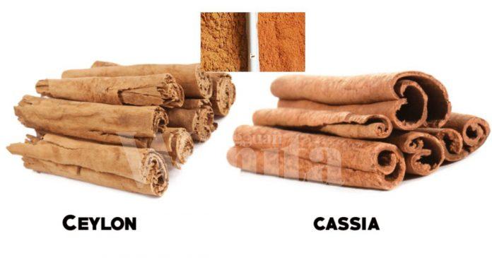 Jangan Salah Pilih, Ada Beza Antara Kulit Kayu Manis Ceylon & Cassia!