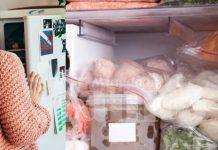 Berapa Lama Kita Boleh Simpan Makanan Dalam Peti Sejuk Beku @ Freezer?
