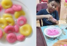 Mak-Mak Kena Kreatif Walau Sekadar Masak Manisan Simple, Baru Anak Suka