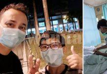 Isteri Penderma Plasma Covid-19 Kongsi Detik Cemas, Lepaskan Anak Dan Suami Ke Wad Isolasi