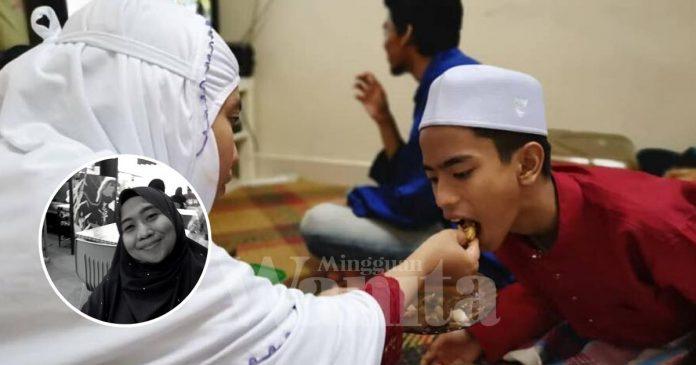 Anak Sulung Allahyarham Ustazah Shadiya Abbas 'Tak Sempat Peluk, Cium Mama'