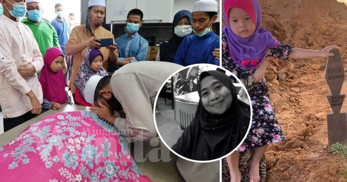 Kubur Allahyarham Ustazah Shadiya Abbas Paling Cantik, Sejuk Seolah Lantai Mar-mar