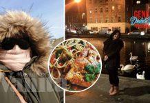 Covid-19 : Di Ireland, Orang Malaysia Pakai Mask, GLOVE Pulak Nampak Pelik