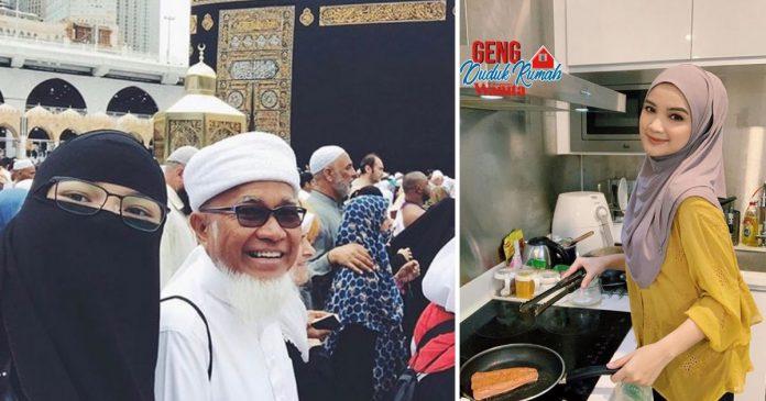 Ramadan Tanpa Ayah, Anak Allahyarham Azmil Mustapha Sebak Jauh Dari Adik-beradik