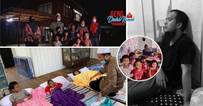 Keluarga Pak Aq Rasa Bersalah, Ustaz Ebit Lew Henti Turun Padang Bantu Orang Susah