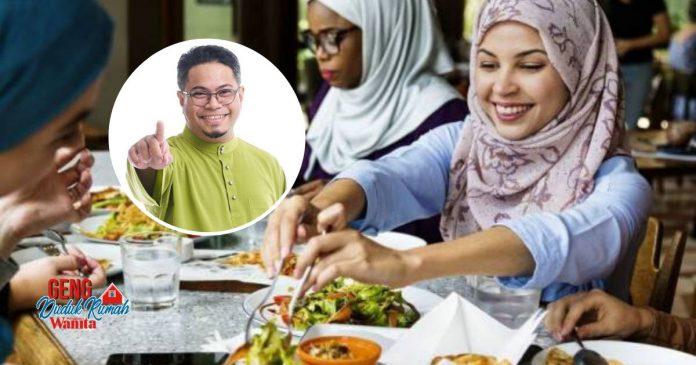 Makan Waktu Berbuka, Jangan Sampai Terleka, Melambatkan Solat Maghrib