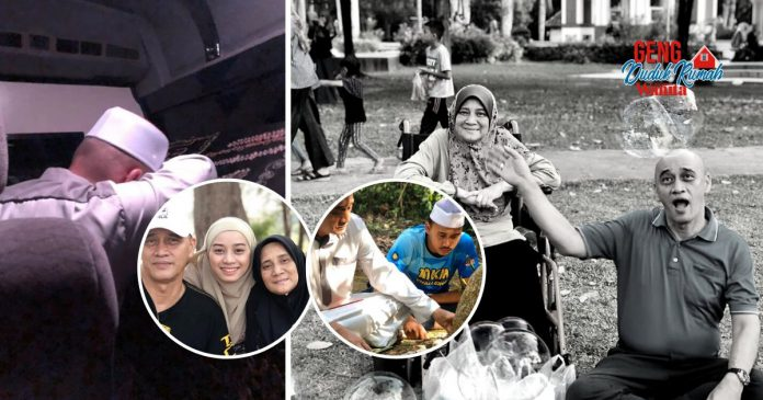 'Dia Peluk Keranda Mak Tak Lepas..' Kasihnya Suami Sampai Hujung Nyawa