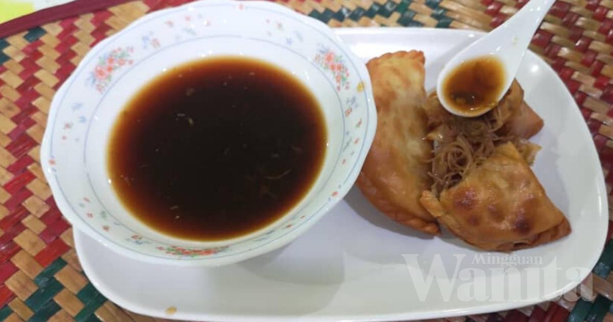 Pastil Makanan Tradisi Suku Suluk Sabah, Macam Karipap Tapi Beza Yer