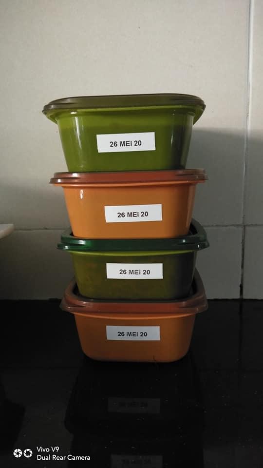 Mudah Guna Food Processor Buang Biji Lada Kering, Takyah Gunting Satu-satu