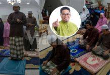 Ini Teks Khutbah Raya, Imam Solat Sunat Aidilfitri Baca Di Rumah