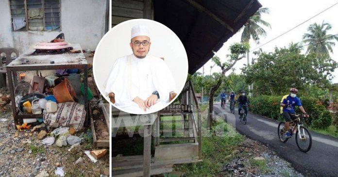 'Salah Satu Punca Utama Kemiskinan, Iaitu Kemalasan' Hadam Teguran Mufti Perlis