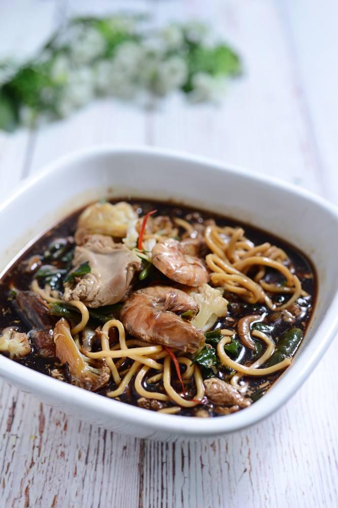 Bosan Makan Nasi, Kita Layan Mi Pulak...Kenyang Boleh Makan Berulang!