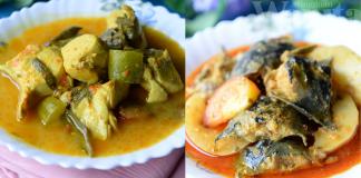 Masak Kari Keli Timun Tua Dan Ayam Asam Tempoyak, Konfim Ramai Terliur!