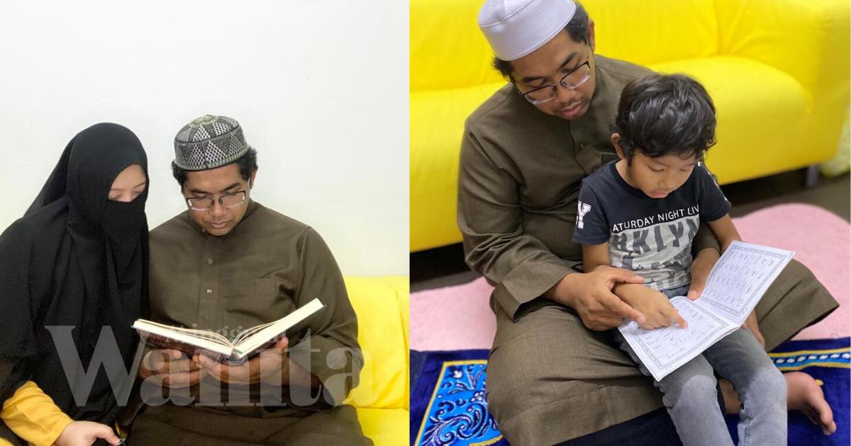 Tak Perlu Mengadu Pada Manusia…Al-Quran Ada Jawapan...Buka Dan Baca!