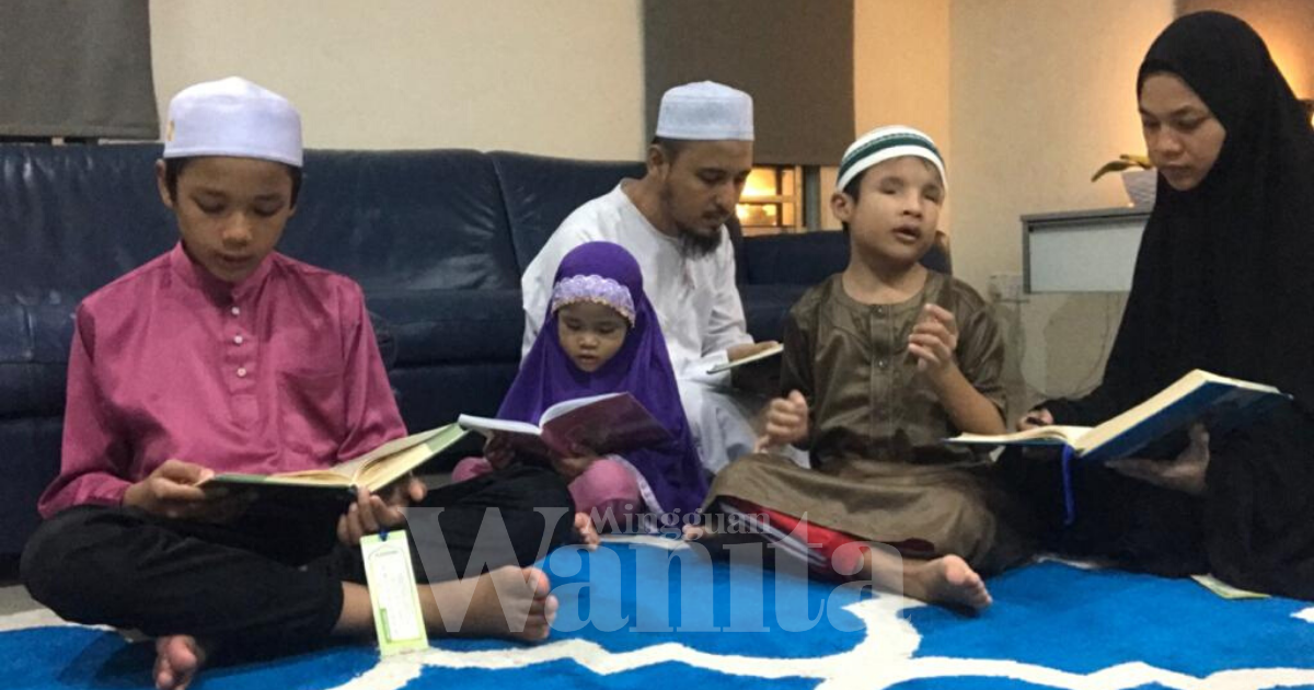 Anak Istimewa, Jangan Pinggirkan Dia Daripada Al-Quran!