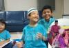 anak istimewa...jangan pinggirkan dia daripada Al-Quran
