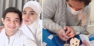 16 Jam Menahan Sakit, Ardell Aryana Selamat Bersalin Awal Pagi Jumaat