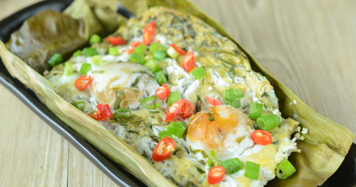Rendang Telur Cili Kering Dan Pais Telur Masin, Menyesal Tak Cuba!
