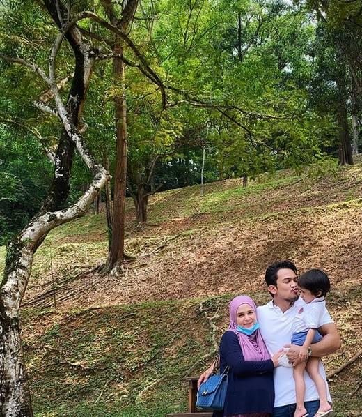 Dari Awal Mengandung Sampai Bersalin, Isteri Saharul Ridzwan Diuji Kehamilan Getir