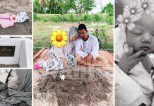 'Baru Je Buka Mata Tengok Mama..' Dua Hari Dilahirkan, Bayinya Dijemput Ilahi