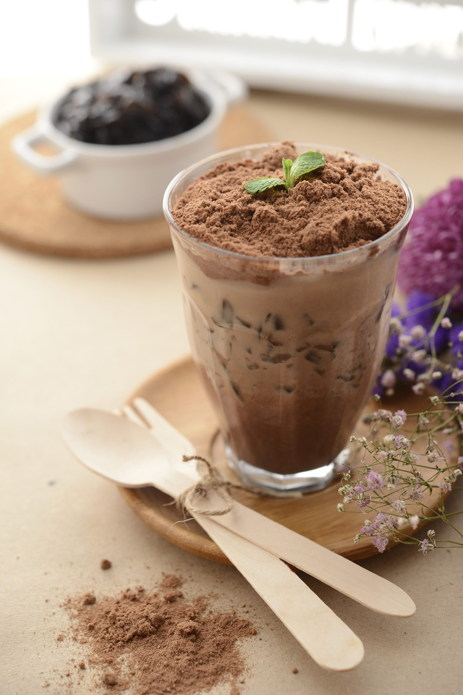 Nikmatnya Milo Tabur Cincau, Bandung Strawberi Laici Dan Sirap Longan