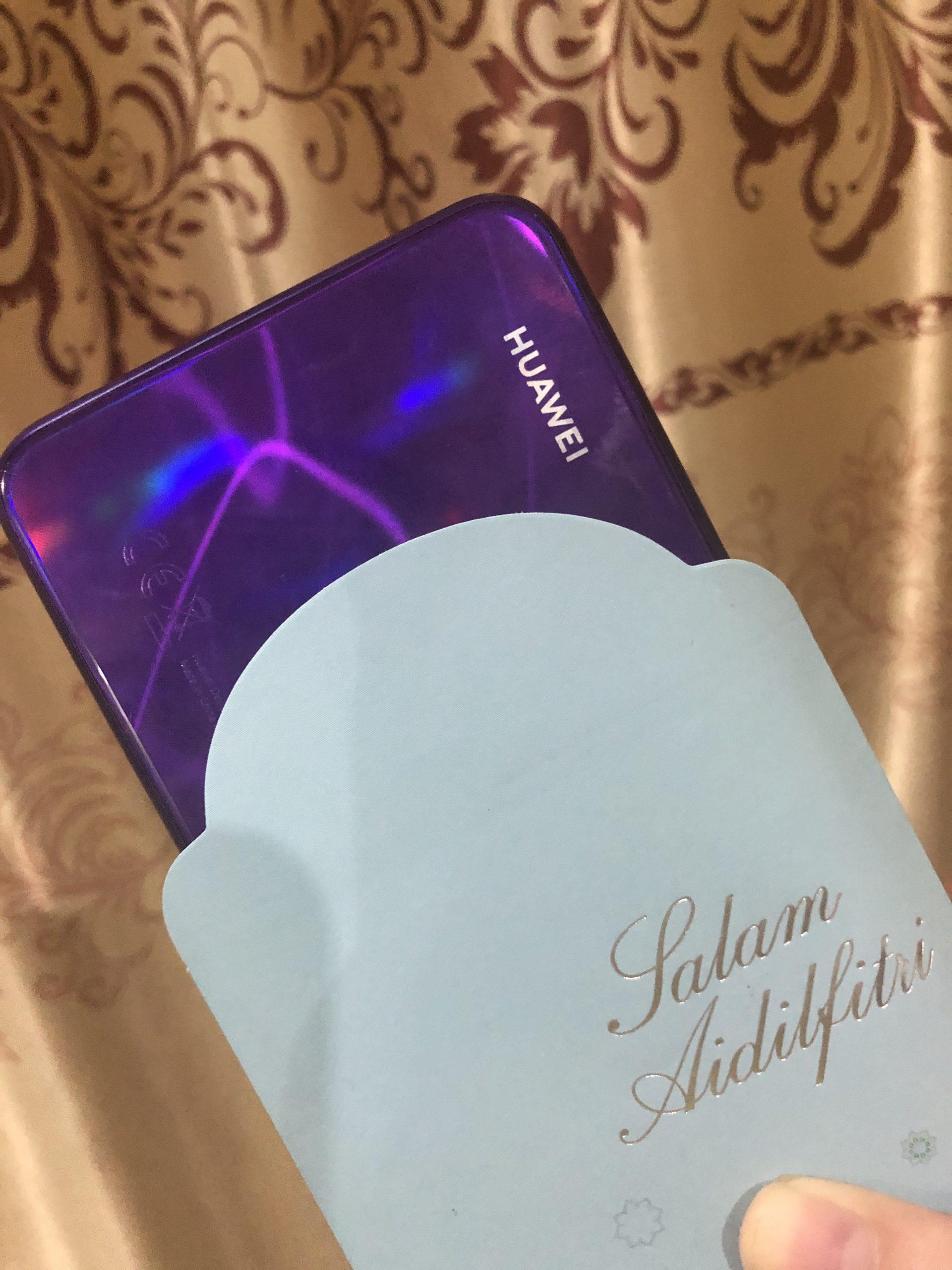 Raya Norma Baharu Bersama Huawei Y6p 'Skrin, Bateri Dan Gaya Besar' Hanya RM559
