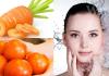 Boleh Buat Stres, Nyahkan Jerawat Guna Masker Lobak Merah Dan Tomato!