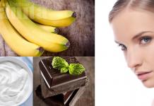 Kulit Wajah Lebih Lembap Dengan Masker Coklat Dan Masker Pisang Yogurt