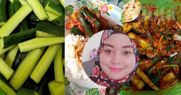 Rangup, Masam Dan Pedas, Kimchi Timun Ini Memang Pembuka Selera!asam Pedas, Boleh Buka Selera!s, Boleh Jadi Pembuka Selera